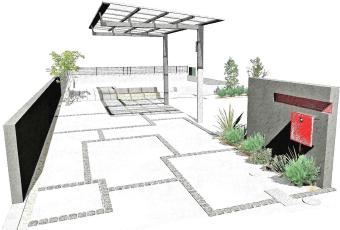 GardenBoxパース画像